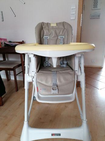 Krzesełko do karmienia Espiro Mokka