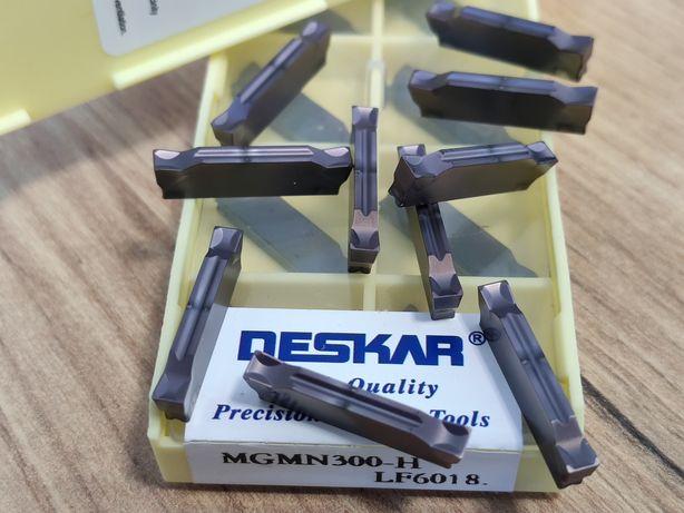 Płytki tokarskie wieloostrzowe MGMN300-H LF6018 & 3 mm.