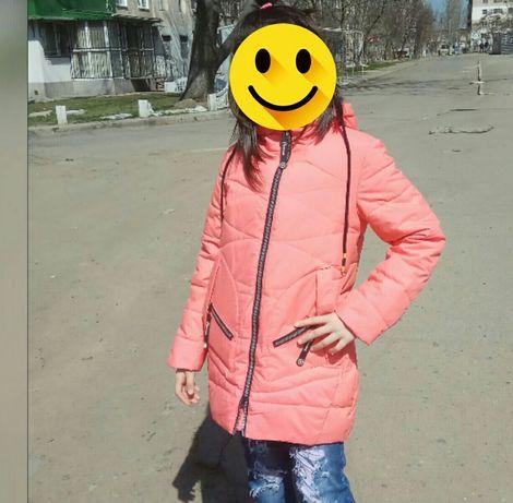 Куртка весенне- осеняя