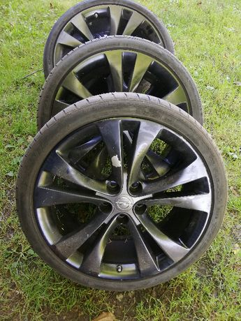 "Koła aluminiowe Opel Insignia 20"""