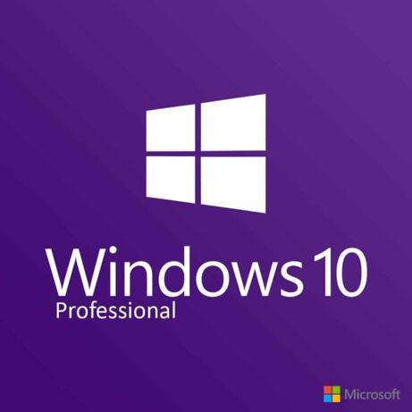 Microsoft Windows 10 Professional PL 32/64 bit