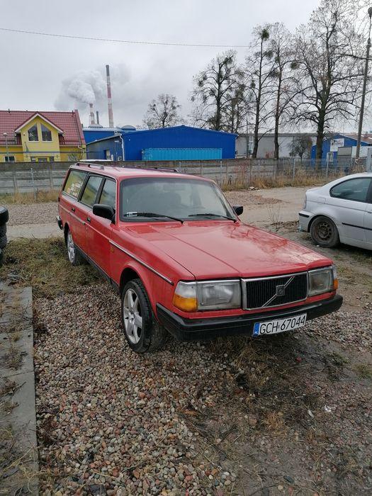 Volvo 240 kombi 2.4 D 1991 rok Gdańsk - image 1