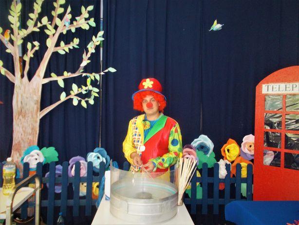 STD Wynajem Popcorn Wata Cukrowa Dmuchańce Przyjęcie Festyn Event