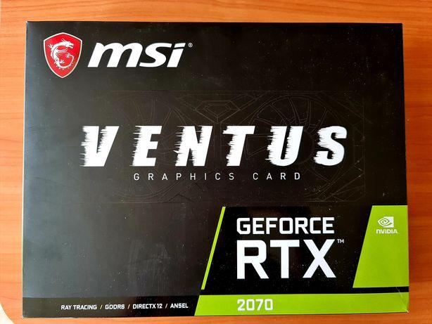 GEFORCE RTX 2070 Ventus 8G (Бронь)