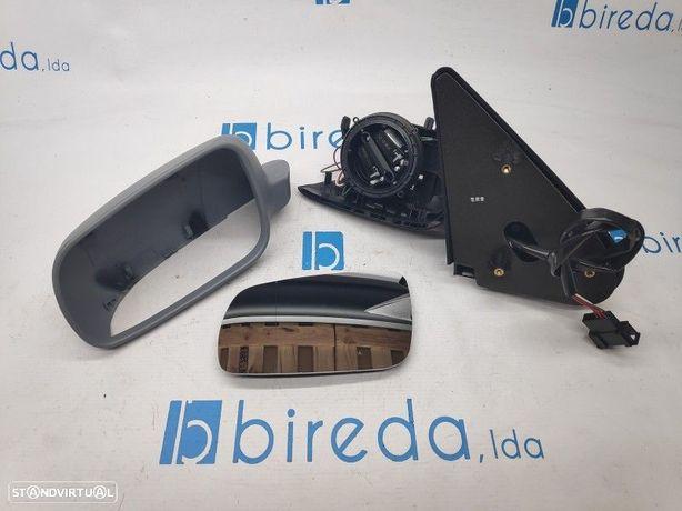 Espelho Esquerdo Eletrico Grande Seat Ibiza / Cordoba 99-02