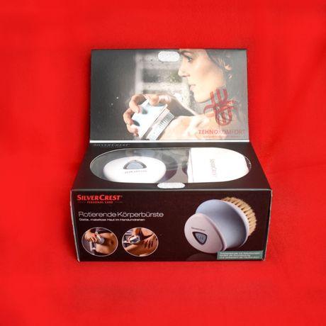 Ротаційна масажна щітка для тіла SilverCrest SRK 3.7 A1