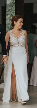 Suknia ślubna A. Światły