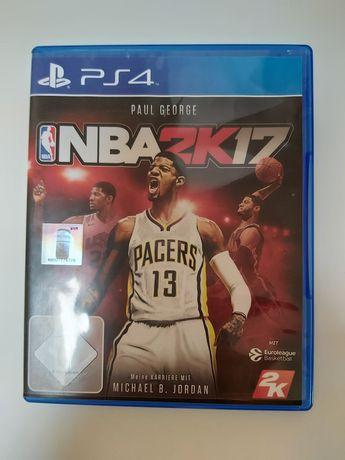 Nowe Pudełko Do Gry NBA 2k 17 Na Ps4 Zobacz