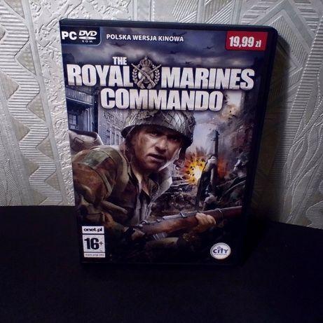 The Royal Marines Commando PC DVD-ROM