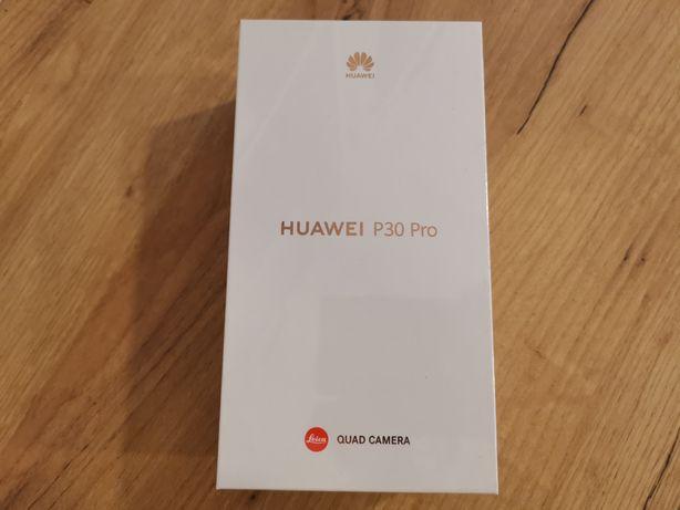 Nowy Huawei P30 Pro czarny