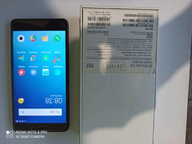 Xiaomi redmi note 4x 4/64 GB pilne!!