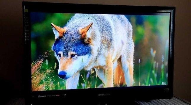 """Hannspree 42"""" Full HD TV Televisão grande"""