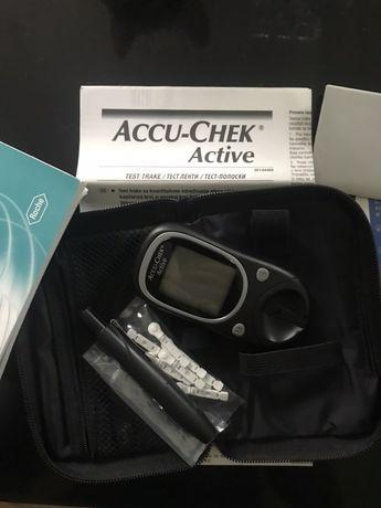 Глюкометр Accu-Chek, отличная цена