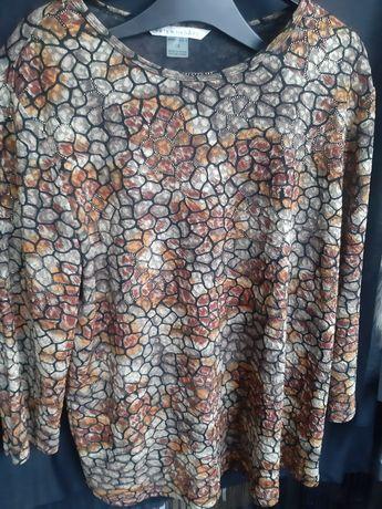 Bluzka damska Peter Nygard  duży rozmiar 120x71cm,  kanadyjski 1X