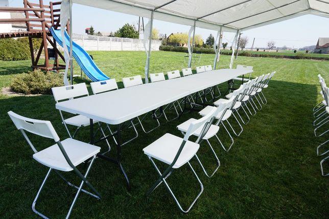 Wynajem krzeseł,stołów imprezowych, sprzętu cateringowego