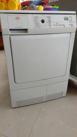 Сушильная машина AEG сушка на запчасти фильтр