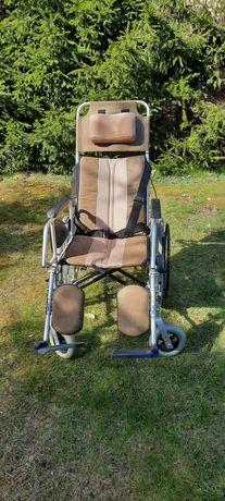 Sprzedam wózek inwalidzki Mobility Care