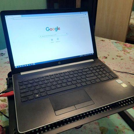 Laptop HP 15-DA1018NW I5/16Gb/256Gb SSD/1Tb HDD/Win10