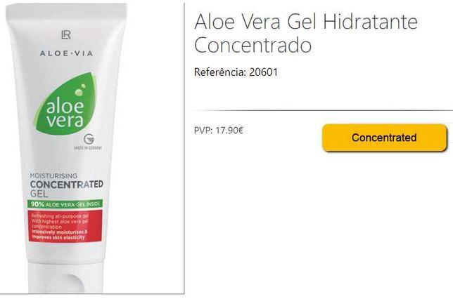 Aloe Vera Gel Hidratante Concentrado