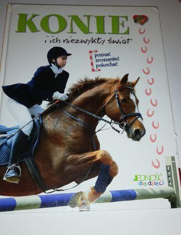 Konie i ich niezwykły świat