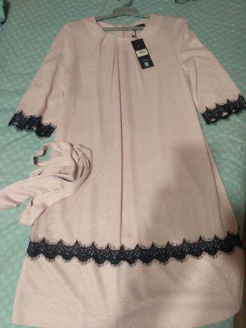 Нарядное новое платье, полцены!!!