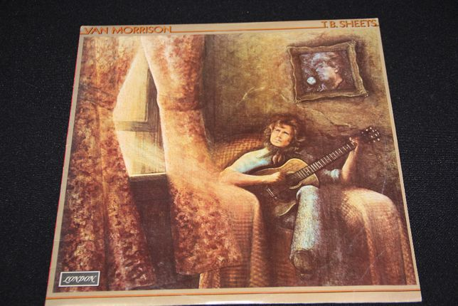 Lp Van Morrison - bang records 1973