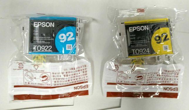 Картриджи для струйный принтер Epson t0922 t0924