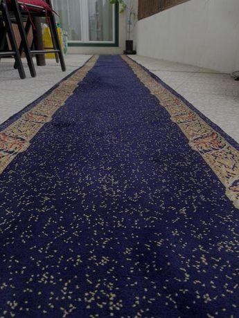Passadeira/Carpete de lã CUF