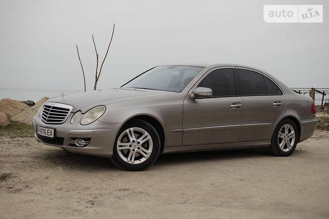 Mercedes Benz E280 2007 год 3.0 л