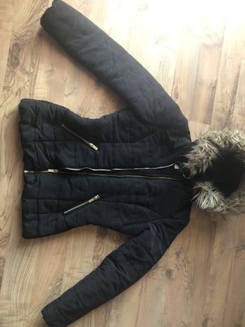 Piekna zimowa kurka firmy H&M w rozmiarze 34