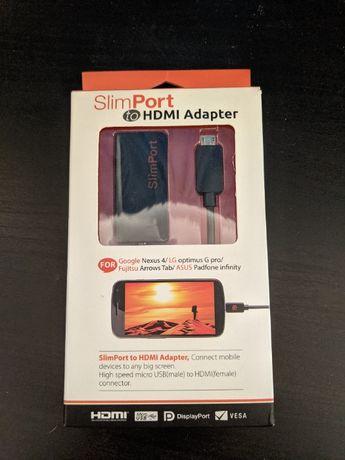 Adaptador MicroUSB HDMI Slimport