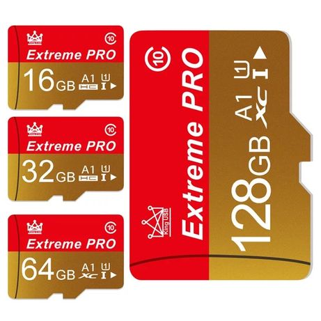 Карта памяти Extreme PRO microSDXC Ultra 32GB 16GB 64GB Class 10