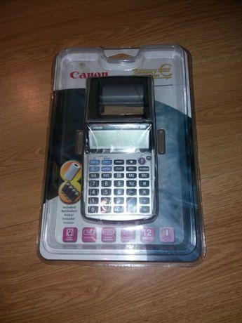 Calculadora Canon com Rolo P1-DTSC II EMEA HWB - Ainda no Plástico