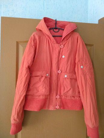 Куртка итальянская демисезонная двусторонняя Prada
