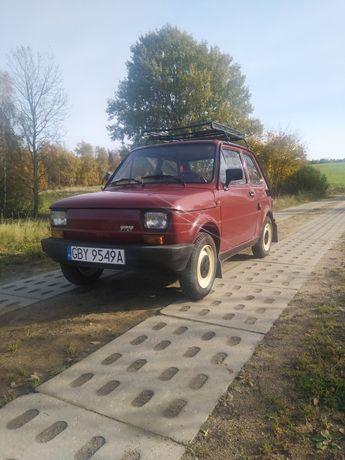 Fiat 126p.  1987