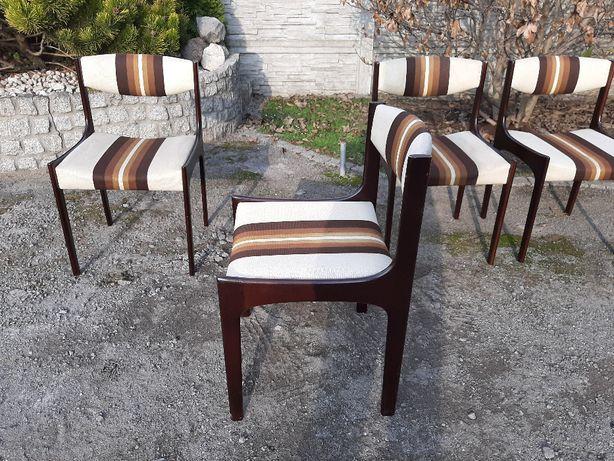 Duńskie Krzesła Design 4szt. Komplet Dania