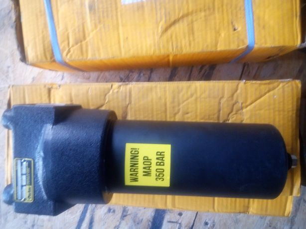 Filtr hydrauliczny, EPF, 5μm, 250L/min, G 1, 450 barów
