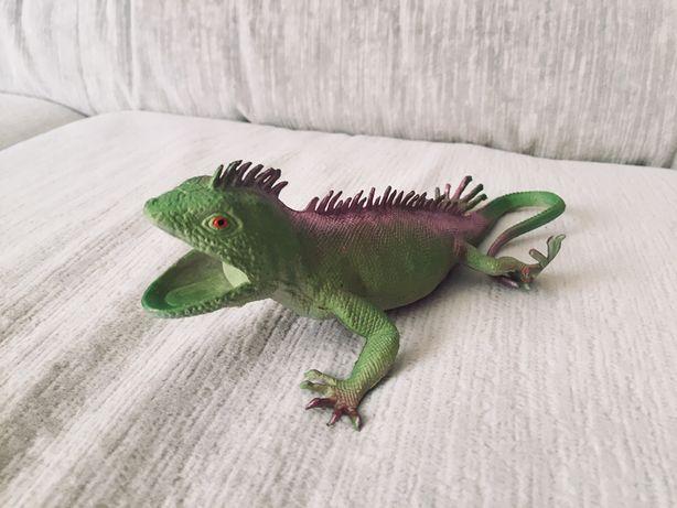 Jaszczurka - zabawka dla dziecka z dzwiekiem