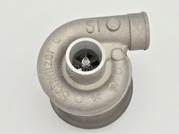 Turbosprężarka Deutz 319247, 319246