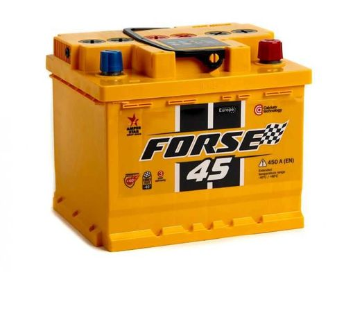 Akumulator WESTA FORSE 45Ah 50Ah 55Ah 65Ah 74Ah 92Ah 100Ah 180Ah 225Ah
