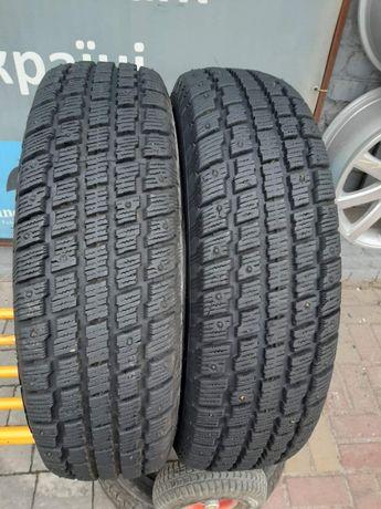 Зимові шини Cooper 225*75R15 2шт
