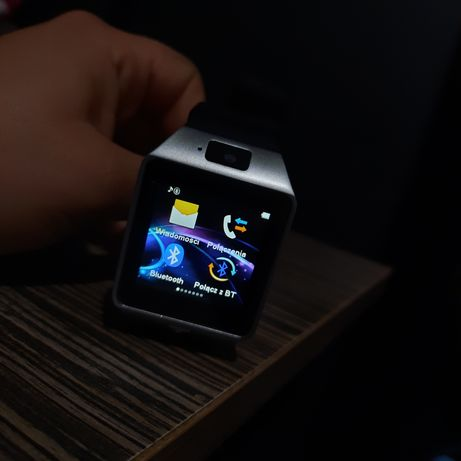 Smartwatch + karta pamięci