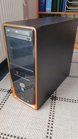 Rezerw. Komputer Intel Corei3, płyta Asus, grafika Ati Radeon, Ram 4GB