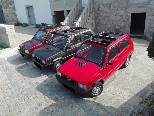 armação de capotas Fiat panda