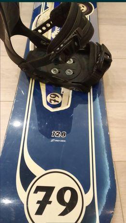 Deska snowboardowa CrazyCreek Thunder 128.