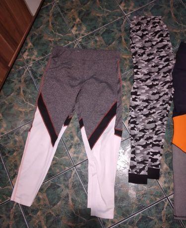 Nowe spodnie z kika 4 pary.rozmiar l m całość 60 zł nie noszone