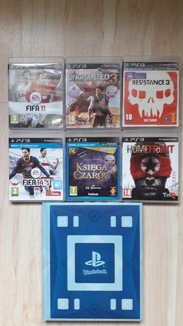 Zestaw gier PS3