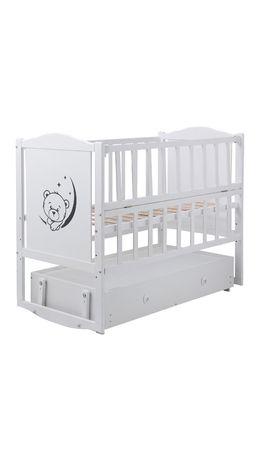 Дитяче ліжко для дітей від народження до 3 років Babyroom