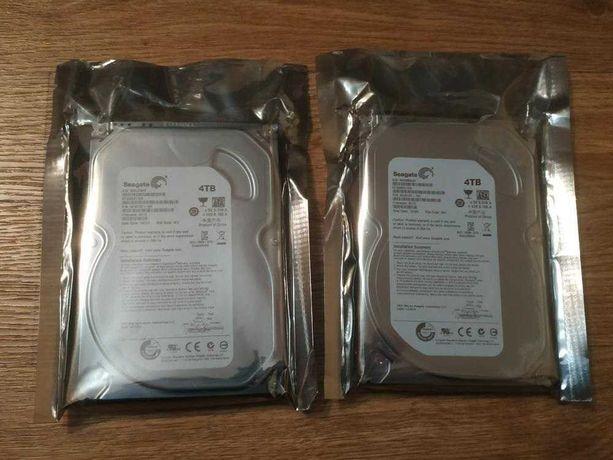 Жесткий диск 4TB Seagate HDD  7200rpm (Новые запечатанные)