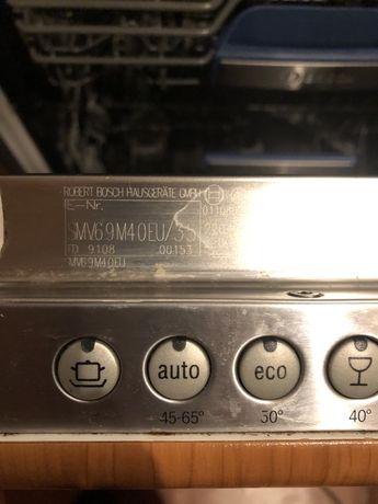 Zmywarka Bosch SMV69M40EU/35 uszkodzona grzalka